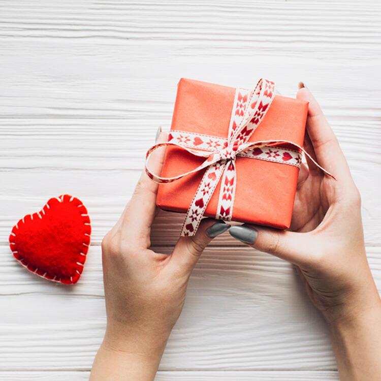 感謝の気持ちを込めて バレンタイン特集