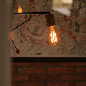 LANCE/250(ウッドブラケットライト1灯)