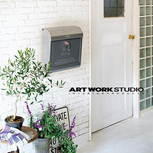 ARTWORKSTUDIO U.S. Mail box 文字あり
