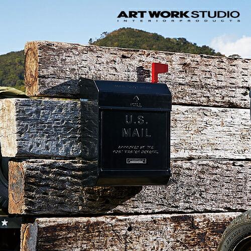 ARTWORKSTUDIO U.S. Mail box2 文字あり