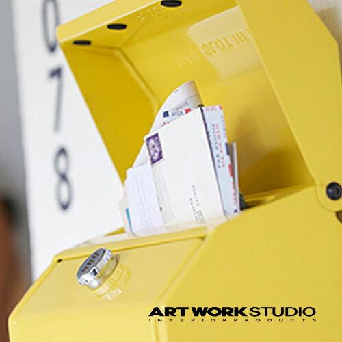 ARTWORKSTUDIO Mail box2 文字なし