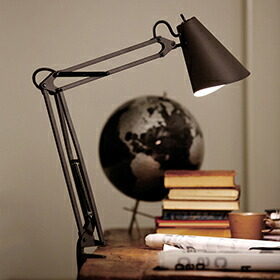 Snail desk-arm light(スネイルデスクアームライト)