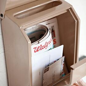 Mail box2(メールボックス:、縦型・キーレス)