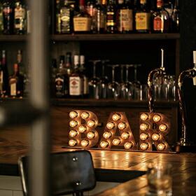 Sign lamp BAR(サインランプ バーサイン)