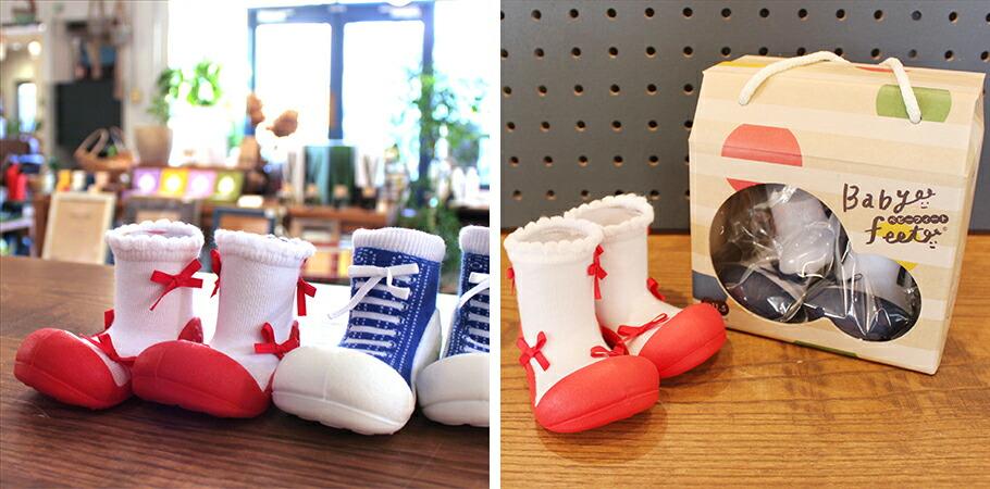 Baby feet:バレリーナ(11.5cm)