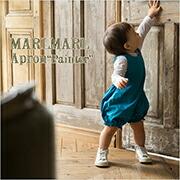 MARLMARL Apron Painterシリーズ(ワンサイズ 70-80cm)
