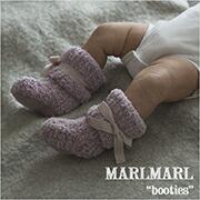 MARLMARL ニットブーティ booties