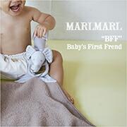 MARLMARL ブランケット BFF Baby's First Friend