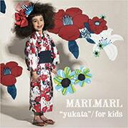 MARLMARL ゆかた yukata(キッズサイズ)