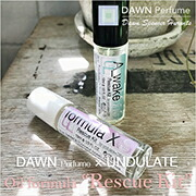 DAWN Perfume&UNDULATE:Oil formula Rescue Kit(オイルフォーミュラ レスキューキット)10ml