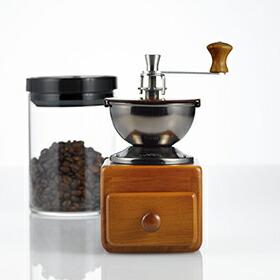 HARIO「スモールコーヒーグラインダー」