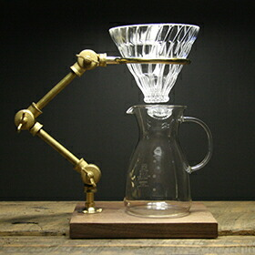 THE COFFEE REGISTRY「Curator pour over stand(キュレーターポーオーバースタンド)」