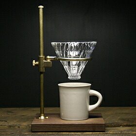 THE COFFEE REGISTRY「Clerk pour over stand(クラークポーオーバースタンド)」