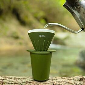 RIVERS「COFFEE DRIPPER HOLDER POND F(コーヒードリッパーホルダー ポンドF)」