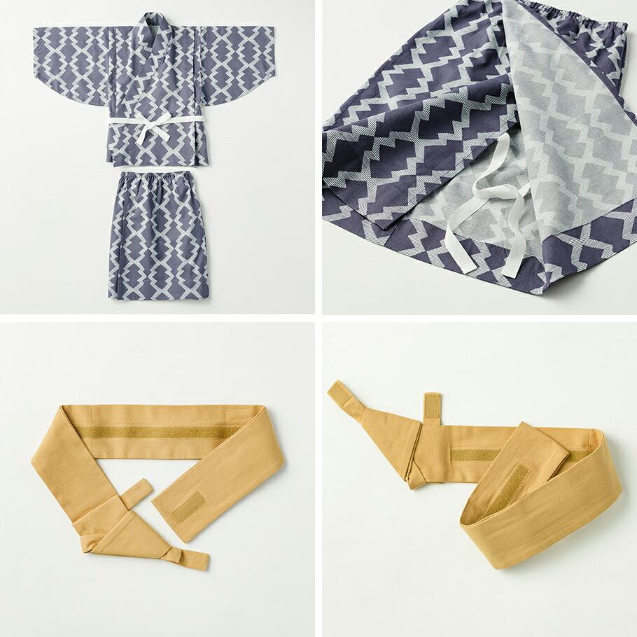 yukata 3 hishi for baby
