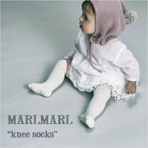 MARLMARL ニーハイソックス knee socks