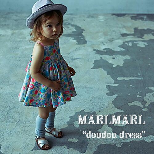 MARLMARL ドゥドゥドレス doudou dress