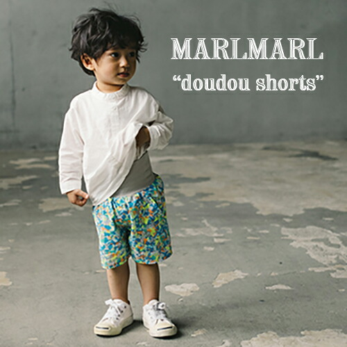 MARLMARL ドゥドゥショーツ doudou shorts