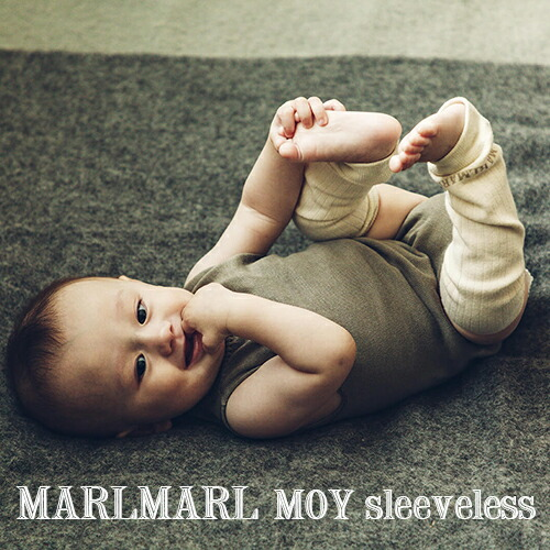 MARLMARL MOY sleeveless(モイ スリーブレス)