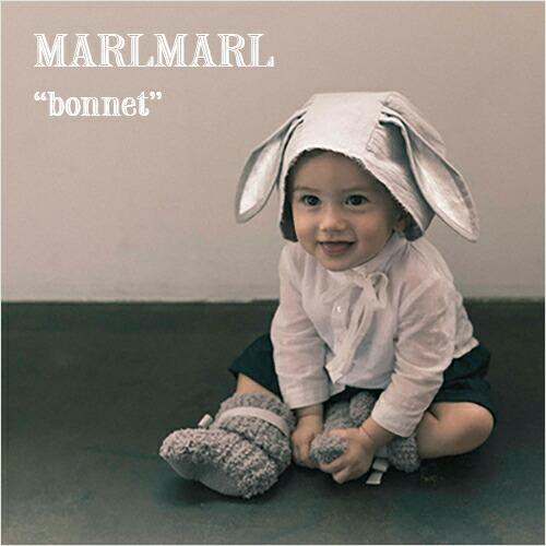 MARLMARL ボンネ型の帽子 bonnet