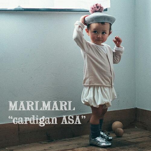 MARLMARL カーディガン cardigan ASA