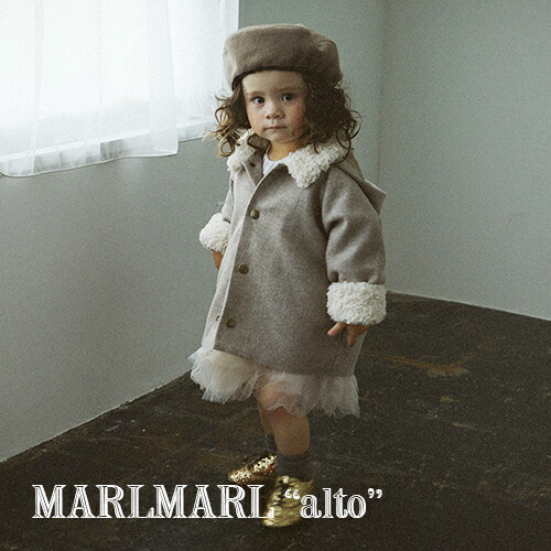 MARLMARL ユニセックスアウター alto
