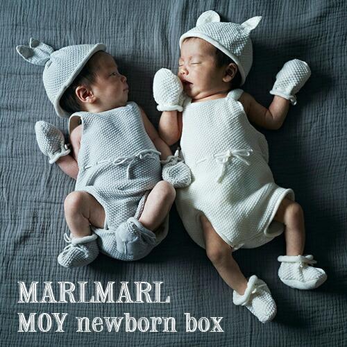 MARLMARL 新生児全身コーデセット MOY newborn box