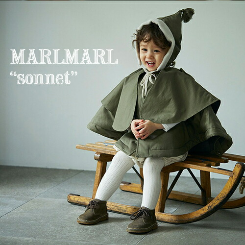 MARLMARL ケープ型アウター sonnet
