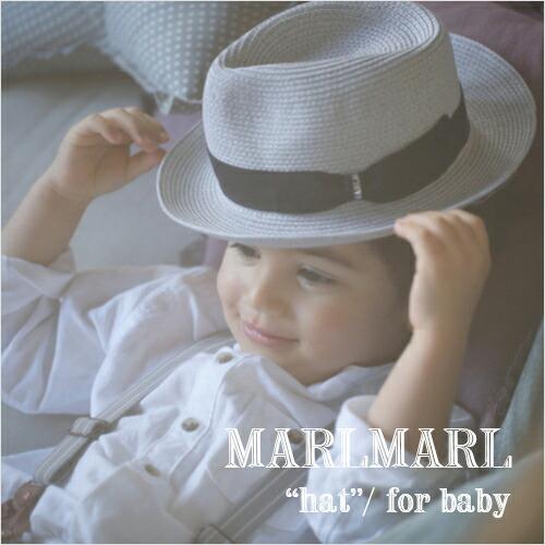 MARLMARL ハット hat(ベビーサイズ)