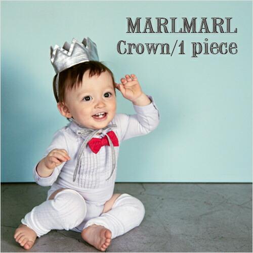 MARLMARL 王冠型ヘッドアクセサリー Crown