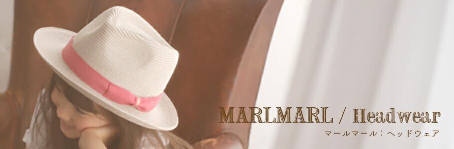 Headwear ヘッドウェア 〜 MARLMARL 〜