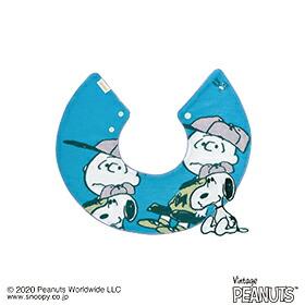 """MARLMARL """"Peanuts"""" コラボシリーズ第4弾 スタイ:Peanuts sports snuggle"""