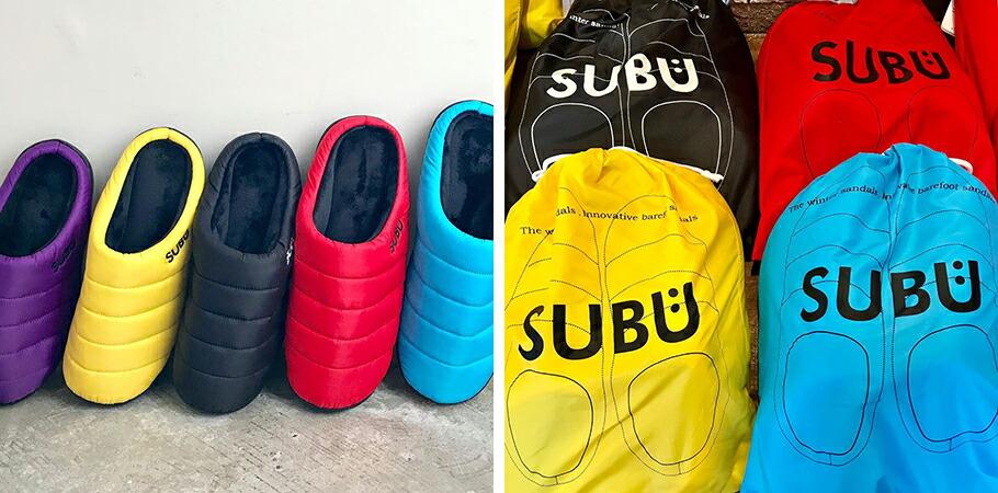 SUBU 2019コレクション