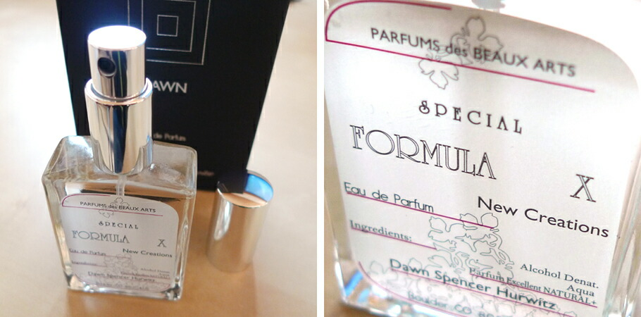 DAWN Perfume ダウン パルファム:オードパルファム(30ml)【SPECIAL FORMULA X/スペシャルフォーミュラX】