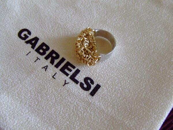 イタリアンジュエリー(Gabrielsi)