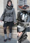 パリ ストリート ファッション