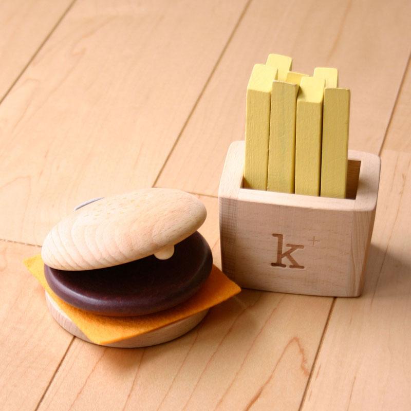 kiko+ hamburger set