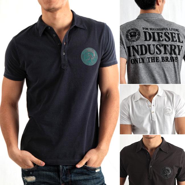 monkey rakuten global market short sleeved jersey pique polo shirt t arvind diesel back. Black Bedroom Furniture Sets. Home Design Ideas