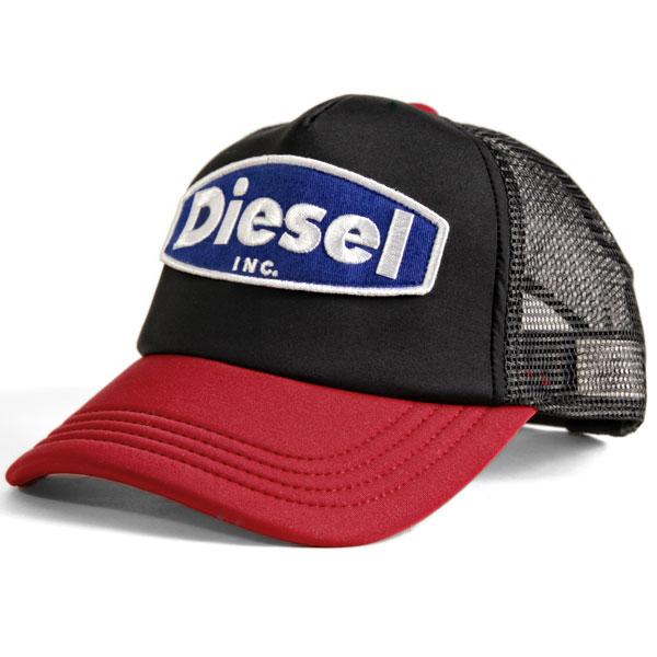 DIESELメンズキャップ帽子