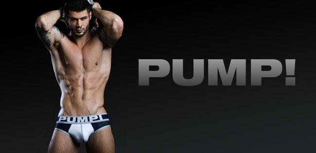 PUMP!アンダーウェア