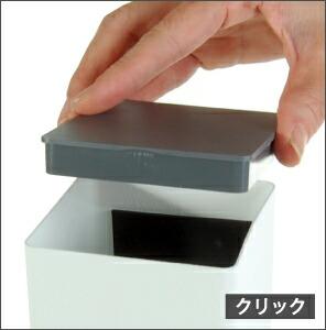 ポリ袋ストッカー/キッチン収納/レジ袋
