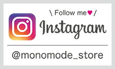 MonoMode インスタグラム