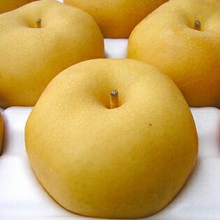 長野県産 秀品琥珀梨(3kg箱)