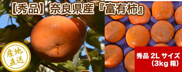 奈良の富有柿