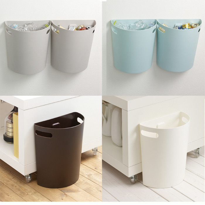 Monolog Rakuten Global Market Trash Box Trash Box Wall