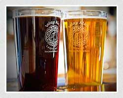 アイラエール・ビールグラス