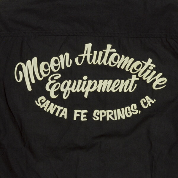 MOONAutomotiveEquipmentShortSleeveWorkShirt