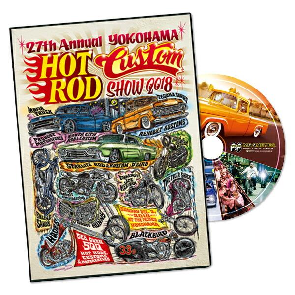 HOT ROD CUSTOM SHOW 2018 DVD