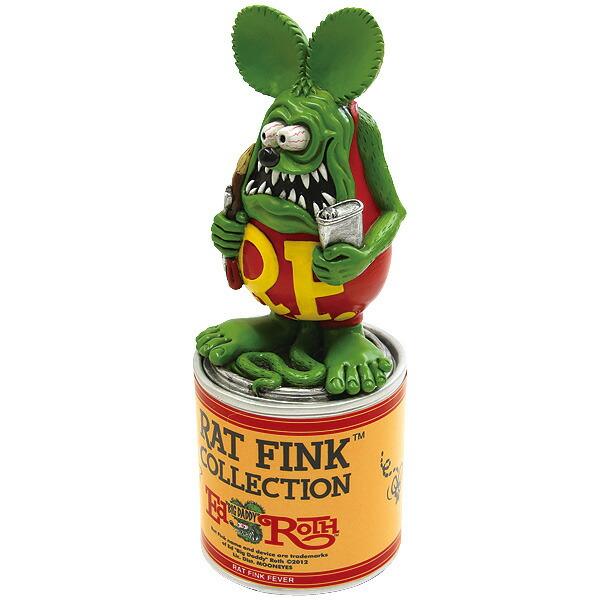 ★Rat Fink Paint Can Statue★