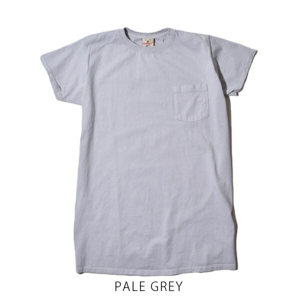 Goodwear グッドウェアー ポケT TEE ポケット Tシャツ ワンピース 丸胴 ホールガーメント アメリカ製 MADE IN USA